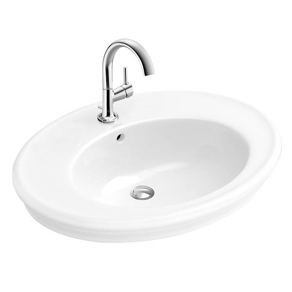 Amadea | 阿曼达 柱式洗面盆