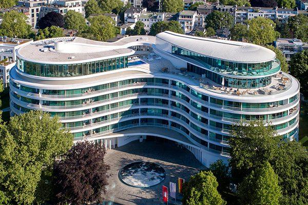 德国汉堡丰特奈酒店