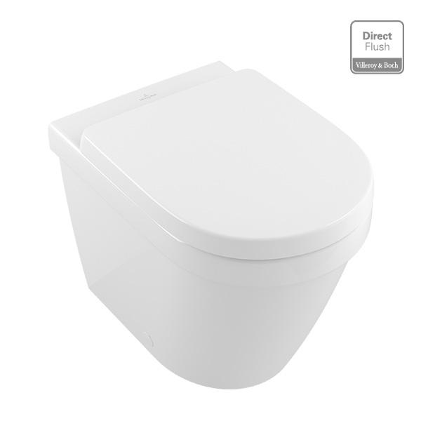 Architectura | 雅图  –  直冲式座厕